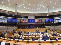 Laptopokat loptak az Európai Parlamentből