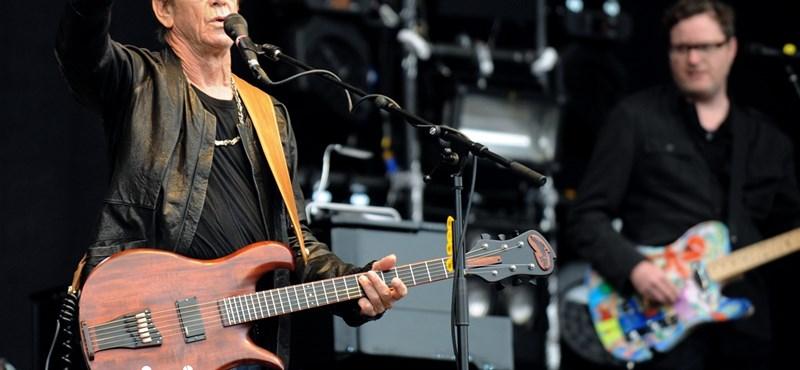 Előkerült tizenkét kiadatlan dal Lou Reedtől