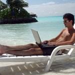 Érdemes vigyázniuk a laptopot használó férfiaknak