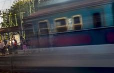Gázolás miatt késnek a vonatok a Budapest-Cegléd-Szolnok-Debrecen-Záhony vonalon