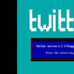 Twitter a nyolcvanas évekből