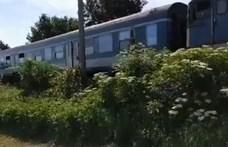 Felthetetően öngyilkos lett a férfi, akit elgázolt a vonat Sárvárnál