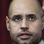 Elfogták Kadhafi fiát
