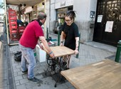 Hatalmas terasszá alakulhat Budapest belvárosa 3,5 millió beoltott után