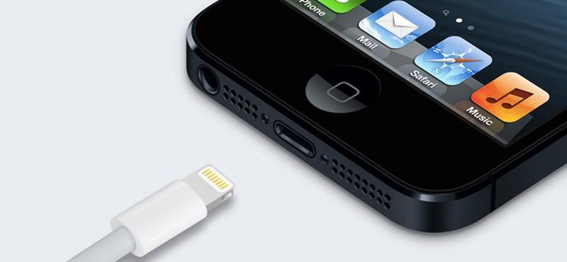 Mennyibe kerül, hogy a régi iPhone-ok töltője jó legyen az iPhone 5-höz?