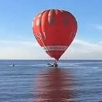 Az óceánba zuhant egy turistákat szállító hőlégballon Perunál