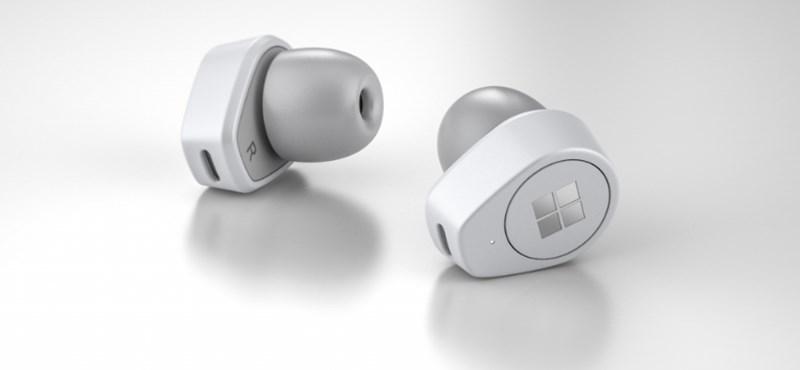 Megirigyelte az Apple-t? A Microsoft is belépne a vezeték nélküli fülhallgatók piacára