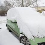 Elakadt a hóban - mit tegyen?