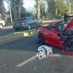 Ez történik, amikor részeg sofőr vezet egy 600 lóerős autót – fotók