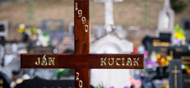 Előzetesbe kerültek a Kuciak-gyilkosság gyanúsítottjai