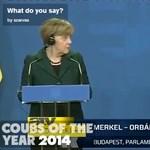 Megszámoltuk, hány tockost kapott Orbán Merkeltől