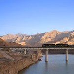 4000 méter fölött halad a tibeti vasút, amelynek építését 600 orvos felügyelte