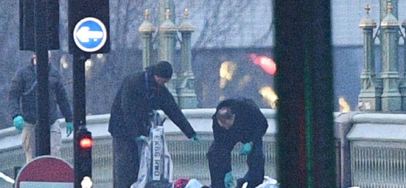 Londoni merénylet - mindenkit elengedett a rendőrség