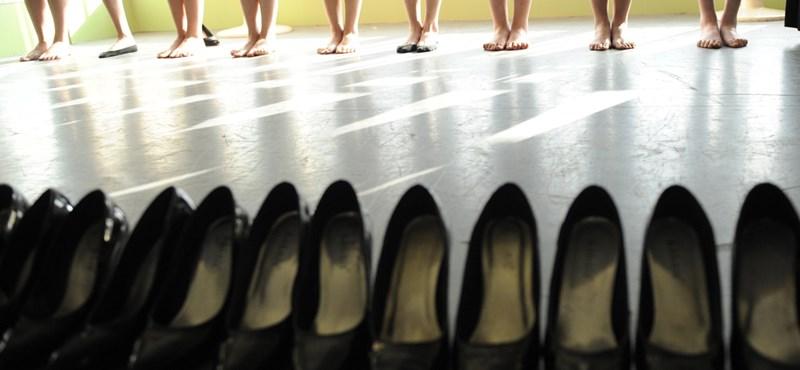 cipő, magassarkú,