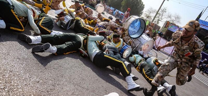 Erőszakspirálban: felkészül Irán?