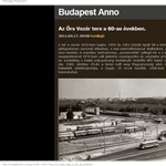 Ilyen volt a Budapesti Vidámpark bejárata az 1960-as években