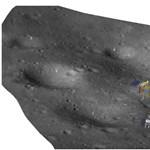 """Végre pontosan tudjuk, hova szállt le a Hold """"sötét oldalán"""" a kínaiak űrszondája"""