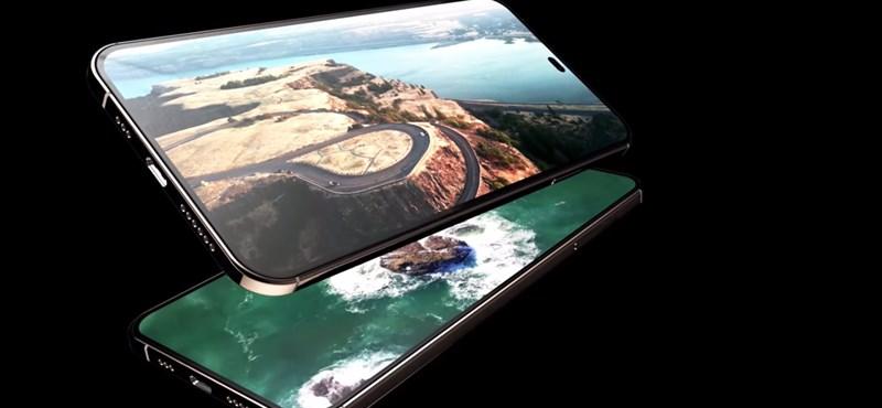 Videó: Ha ilyen lesz az iPhone 11, most azonnal akarjuk