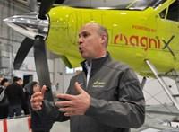 Áttörés: a levegőbe emelkedett a világ első elektromos utasszállítója