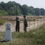 Kitüntetés helyett tranzitzónával jutalmazza a kormány a határvédőket