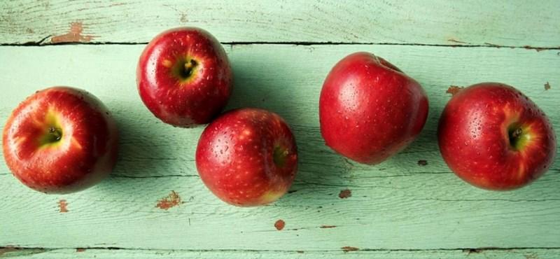 Itt az almafajta, ami egy évvel a leszüretelés után sem romlik meg