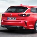 Családapák álma: itt a dízel sportkombi Opel Insignia GSi