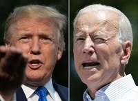 Bidennek sztráda, Trumpnak ösvény vezet a Fehér Házig