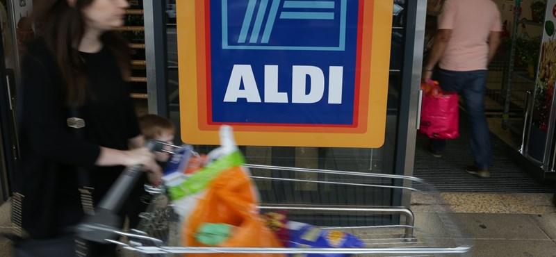 Németországban már a nyitás előtt is lehet néhány terméket venni az Aldikban