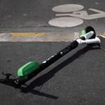 Bekeményít Terézváros az e-rollerekkel szemben