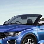 Már gyártják a VW unikum kabrió divatterepjáróját