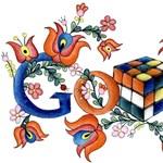 14 éves magyar fiú rajza lesz a Google logója helyén éjféltől – képek