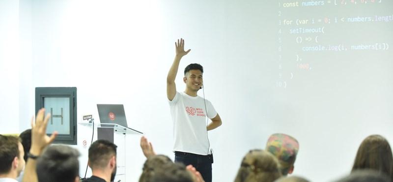 Új iskola jön Budapestre, januárban már indulnak is a kódolással