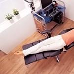 Könnyű irodai szék relaxáláshoz