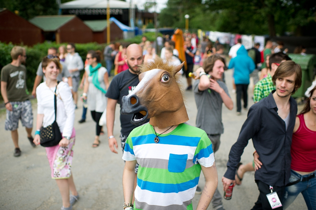 EU üzenetek - nagyítás fotógaléria - Ákos, Kiskunfélegyházáról: Azt üzeni az EU-nak, hogy lovakra fel!