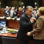 """Orbán: """"A Németországból érkező hang goromba, durva, agresszív"""""""