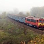 Halálra gázolt egy embert a székesfehérvári vonat