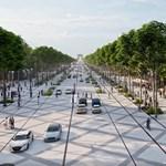 Óriási kertté alakítják át a Champs-Élysées-t 2030-ra – videó