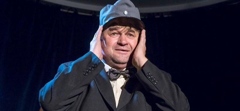 Meghalt Tóth Zoltán Jászai Mari-díjas színművész