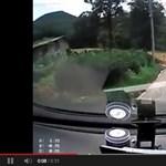Közveszélyes tanuló vezetőről készített videó terjed a YouTube-on