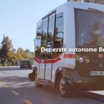 Beüzemelték az első német önvezető buszt – fotó, videó