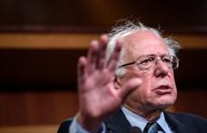 Kiszáll az amerikai elnökválasztási kampányból Bernie Sanders