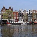 Homokos strandok hódítanak Amszterdamban