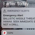 """""""Belebetegedtem"""": megszólalt a férfi, aki kiadta a téves rakétariadót Hawaiion"""