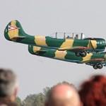 Hende kitüntette a lezuhant katonai gép pilótáit