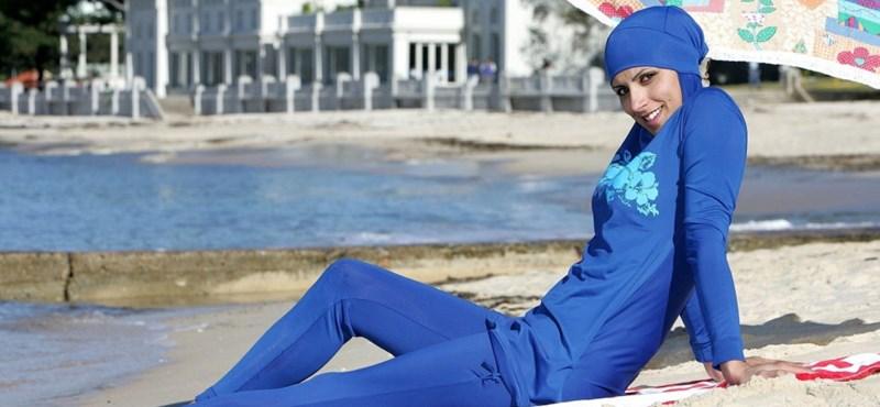 A vallásnak nincs helye a cannes-i strandon