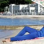 Tömegverekedés után betiltották Korzikán az egész testet fedő burkini viselését