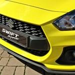 Lakossági sportkocsi: beárazták az új Suzuki Swift Sportot