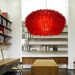 Vörös, borzas, világít - Pumukli lámpa, ha vidámkodni akarsz