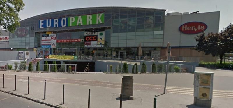 Négy hónapra bezár Budapest egyik nagy bevásárlóközpontja
