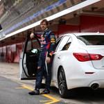 Vettelt kinevezték az Infiniti teljesítményért felelős igazgatójává